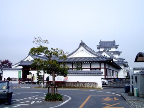 北の国境、関宿城